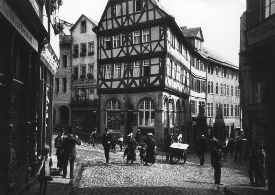I primi scatti di Oskar Barnack