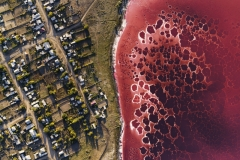 Stephan Fürnrohr - GERMANY - Ho sognato un lago di lamponi / I dreamed of a raspberry lake || Highly commended